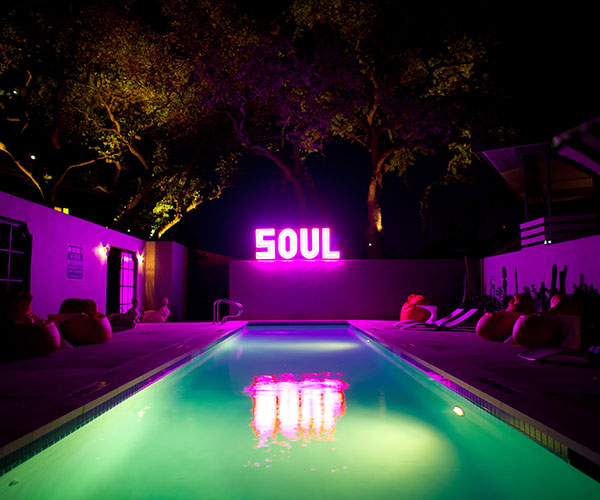 Austin music hotel