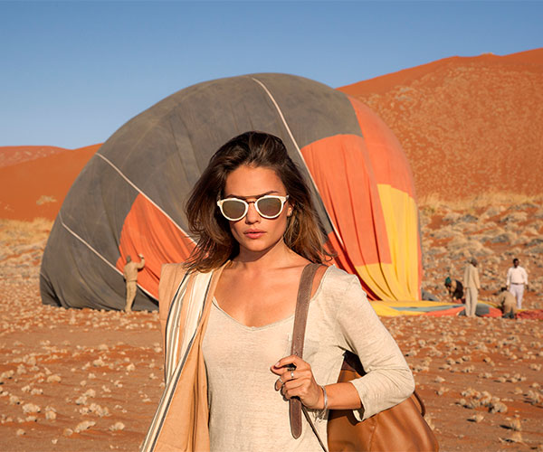 Taylor Morris shoot Namib desert
