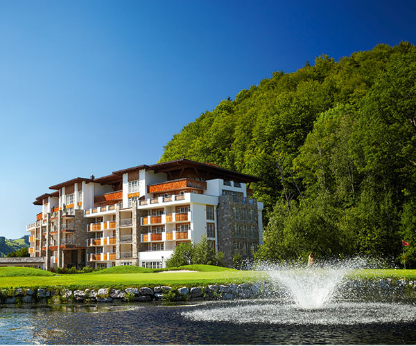 Grand Tirolia Hotel Austria