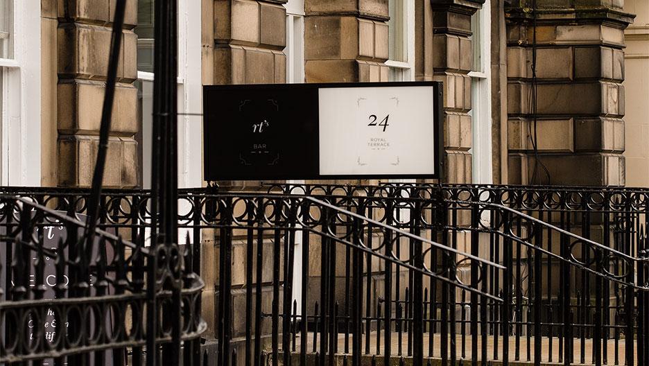 Hotel of the week 24 royal terrace edinburgh hotels for 1 royal terrace edinburgh
